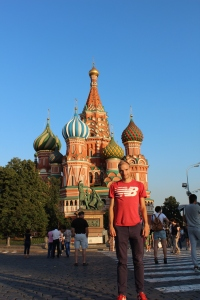 St Basil's Cathederal