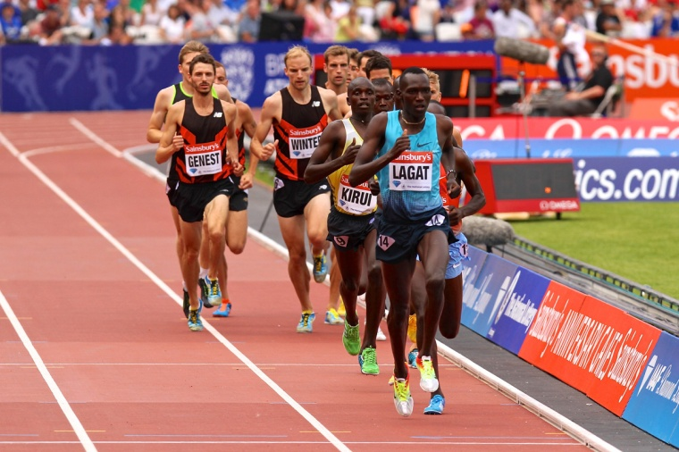 2013 London Anniversary Games - Steeplechase