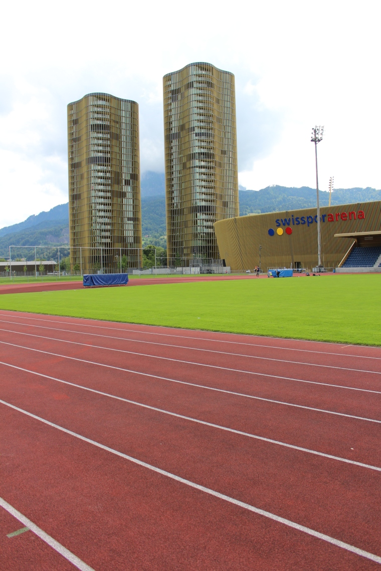 Luzern Track