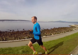 An easy 10 miler through Stanley Park
